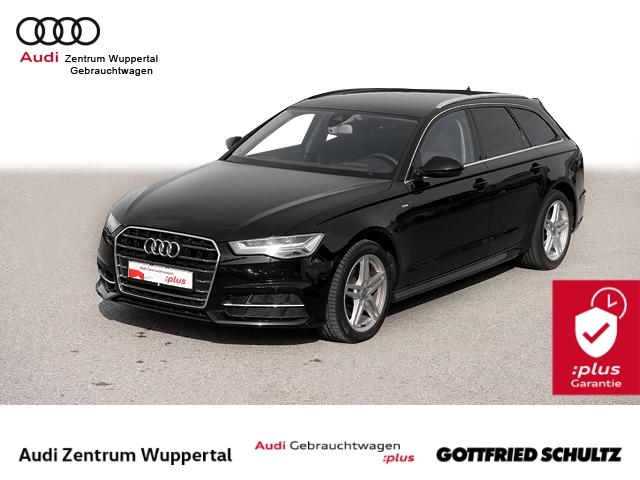 Audi A6 Avant 2.0TDI HUD S-LINE R-KAM LANE LED NAV SHZ S line, Jahr 2017, Diesel
