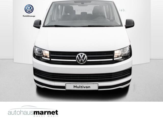 Volkswagen T6 Multivan - Trendline 2,0 TDI, AHK, Licht&Sicht-Paket, LM-Felgen, Sitzheizung, Jahr 2016, Diesel