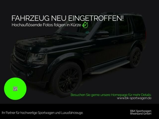 Land Rover Discovery 4 SDV6 HSE/LUXURY/STANDHEIZUNG/PANO, Jahr 2014, Diesel
