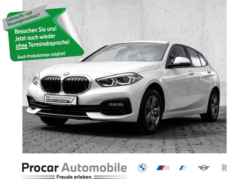 BMW 118i NAVI PROF+PDC+LED+Finanz. ab 1%, Jahr 2020, Benzin