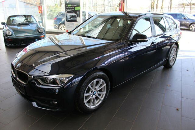 BMW 320d Touring Autom. Efficient Dynamics, Jahr 2017, Diesel