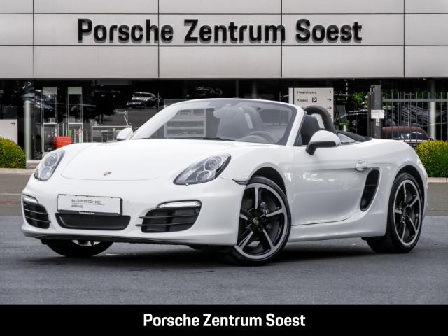 Porsche Boxster Basis 2.7/20''/PDLS/SITZHEIZUNG/SOUNDPACKAGE, Jahr 2015, Benzin