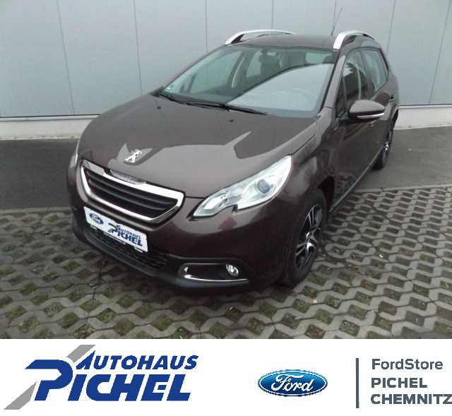Peugeot 2008 1.6 16V VTi Active ++KLIMA+CD+AHZV+ELFH+ZV+LMF++, Jahr 2013, Benzin