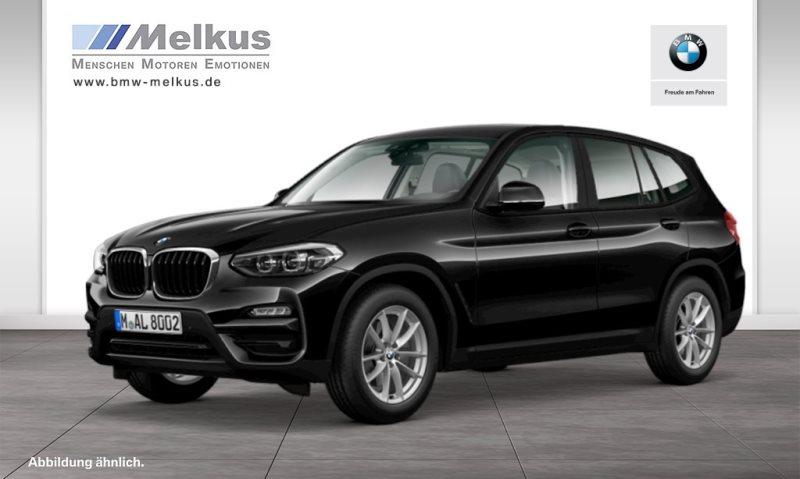 BMW X3 xDrive20i ZA Advantage LED Parkassistent Shz, Jahr 2020, Benzin