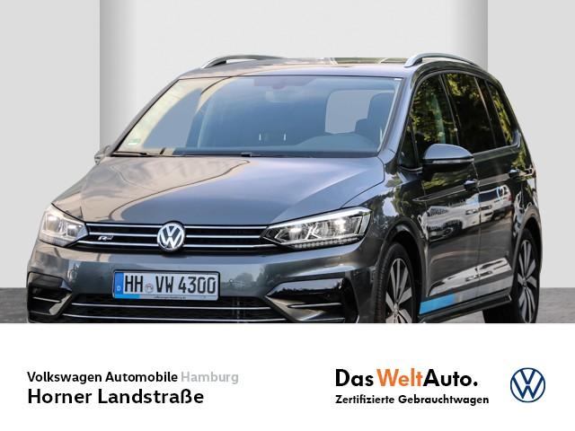 Volkswagen Touran United 2.0TDI DSG 7Sitzer LED R-LinePaket, Jahr 2020, Diesel