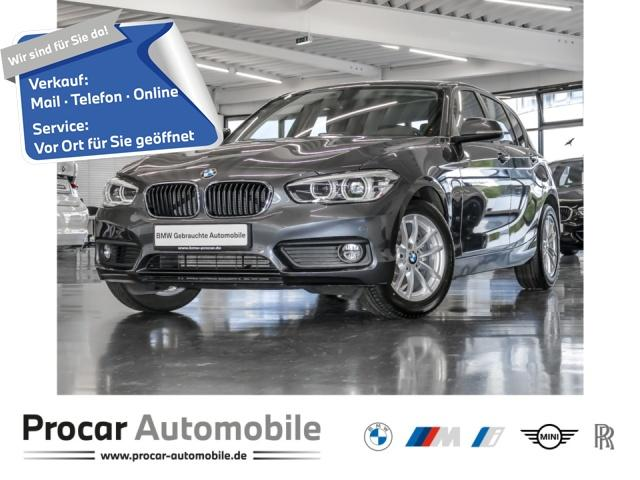 BMW 118i Advantage Navi Business LED PDC Sitzhzg, Jahr 2019, Benzin