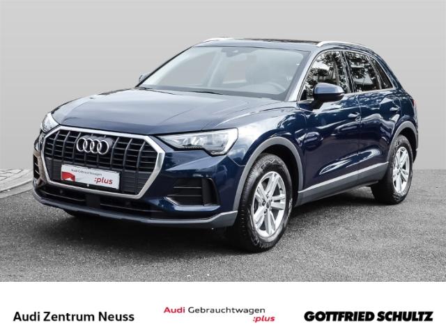Audi Q3 35 TFSI NAV CLIM LED VCP SHZ MUFU REGS, Jahr 2020, Benzin