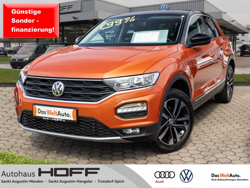 Volkswagen T-Roc 1.5 TSI DSG IQ.DRIVE Navi Bluetooth el. He, Jahr 2020, Benzin
