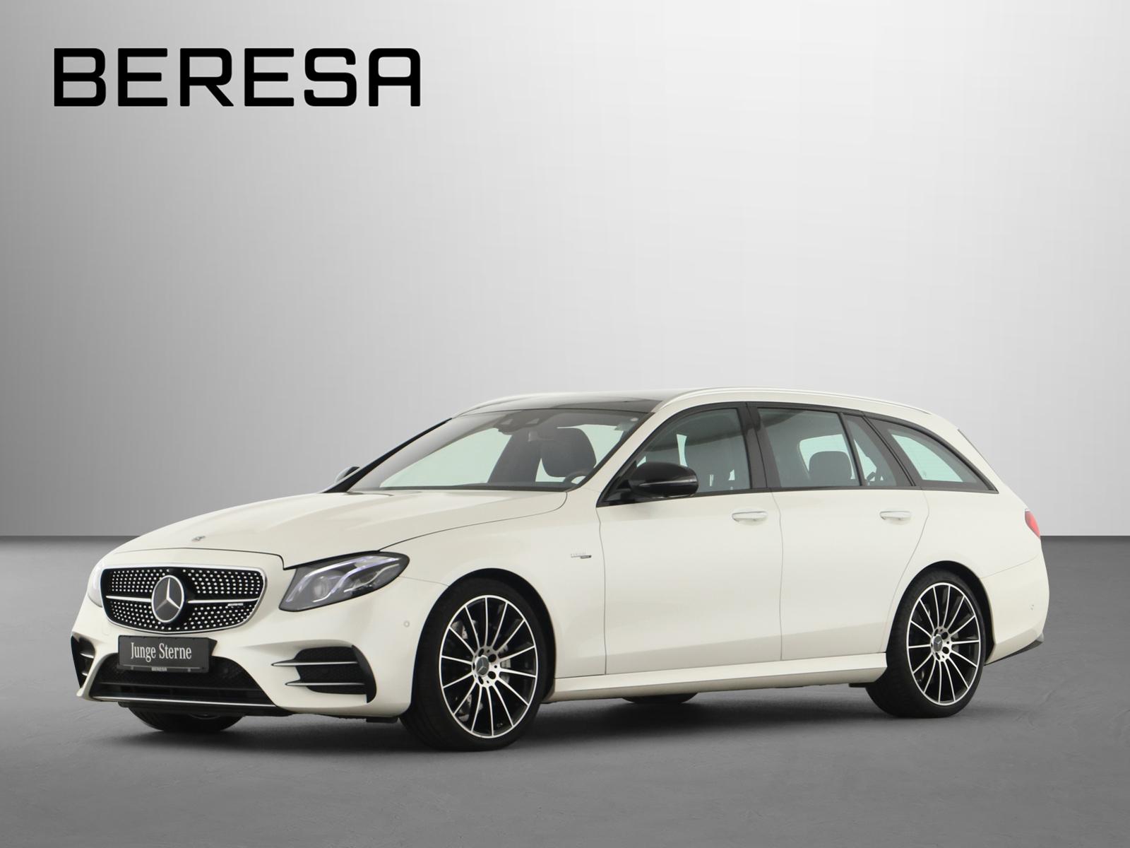Mercedes-Benz E 53 AMG 4M+ T AMG Wide 20'' Drivers Pano. 360°, Jahr 2018, Benzin