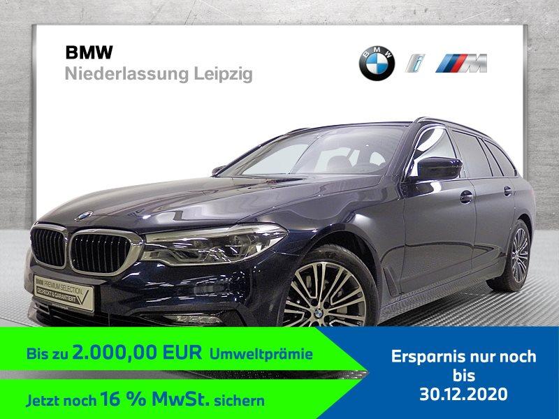 BMW 530d xDrive Touring EURO6 Head-Up HiFi LED Pano.Dach Alarm, Jahr 2019, Diesel