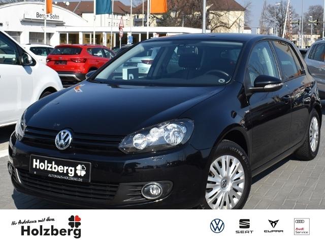 Volkswagen Golf VI 1.2 TSI Match *PDC*Klima*SHZ*, Jahr 2012, Benzin