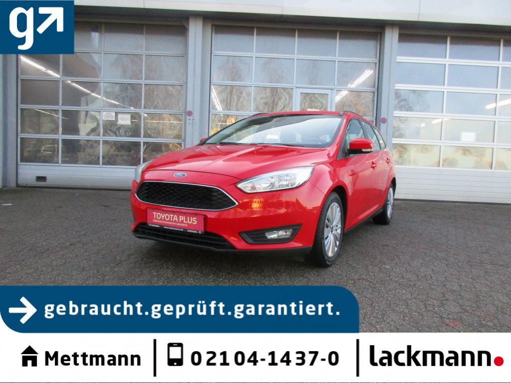 Ford Focus Turnier 1.0 *NavI*EPH*Tempomat*, Jahr 2015, Benzin