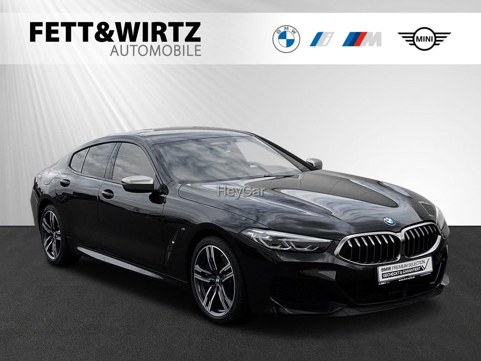 BMW M850i xDrive Gran Coupe LCProf Sitzlüft. H/K PA+, Jahr 2020, Benzin