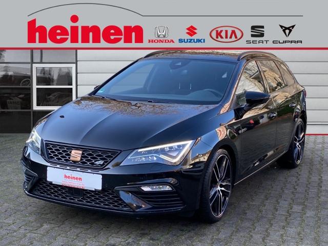 Seat Leon 2.0 TSI CUPRA 300 4DRIVE REGEN & LICHSENSOR, Jahr 2019, Benzin