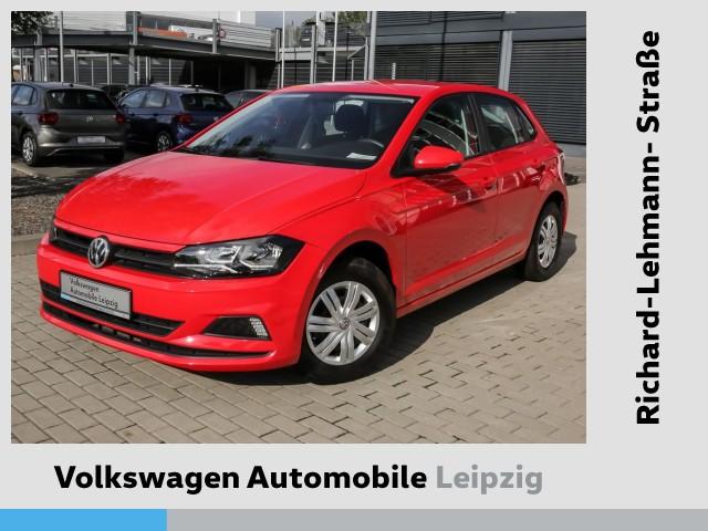 Volkswagen Polo Trendline 1.0 BMT *AHK*Front Assist*, Jahr 2018, Benzin