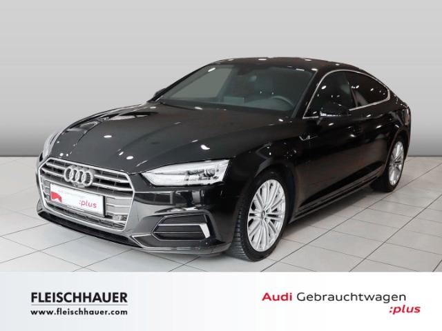 Audi A5 Sportback 45 TFSI sport 2.0 NAVI KLIMA SHZ PDC, Jahr 2019, Benzin