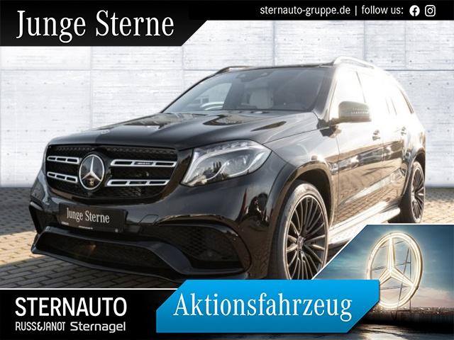 Mercedes-Benz GLS63 AMG 4M 1.000EUR SOFORTBONUS KAUF BIS 15.4., Jahr 2018, Benzin