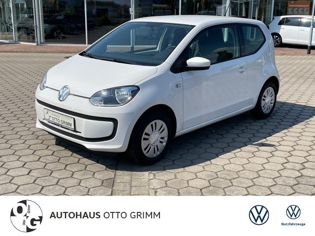 Volkswagen up! 1.0i move Up Klima ZV elektr. FH, Jahr 2015, Benzin