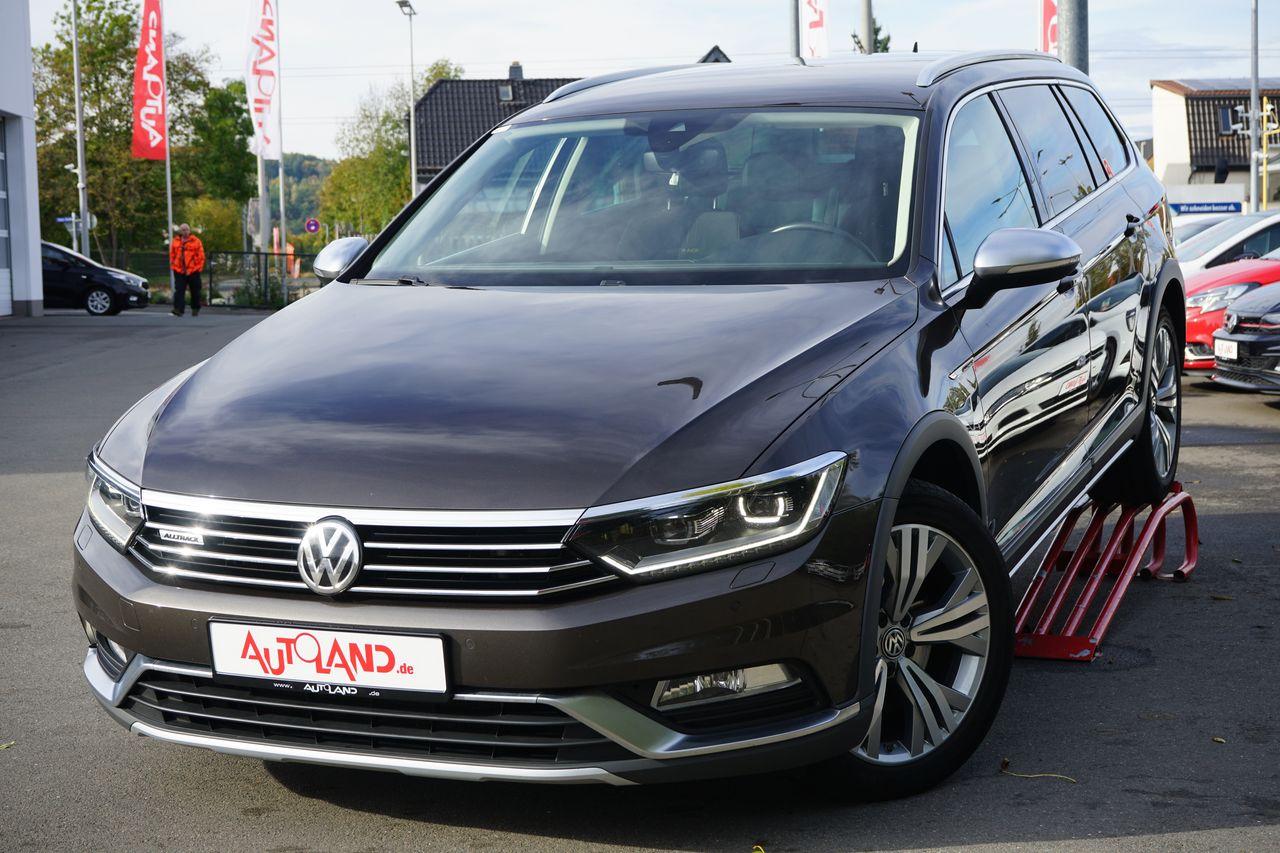 Volkswagen Passat Alltrack, Jahr 2016, Diesel