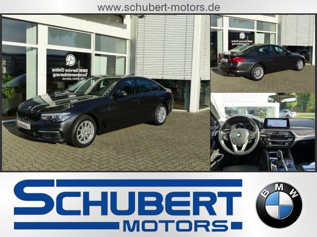 BMW 540i xDrive Navi Prof. LED HUD RFK, Jahr 2017, petrol