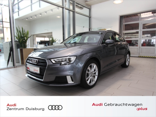 Audi A3 Sportback sport 1.4 TFSI Navi Sitzheizung, Jahr 2017, Benzin