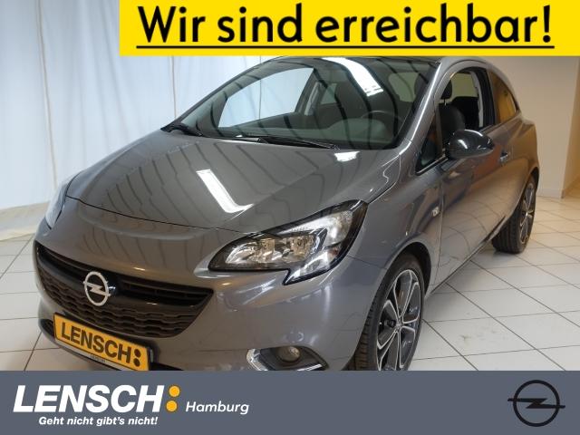 Opel Corsa 1.4 Turbo Color Edition INTELLILINK+USB+BT, Jahr 2016, Benzin