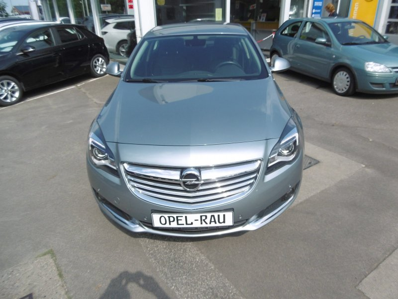 Opel Insignia 1.4 Turbo EU6 Business Edition ecoFlex S/S (Euro 6), Jahr 2014, Benzin
