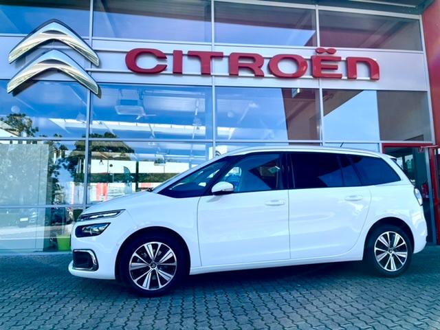 Citroën Grand C4 Spacetourer BlueHDi 160 Stop&Start EAT8 SELECTION, Jahr 2018, Diesel