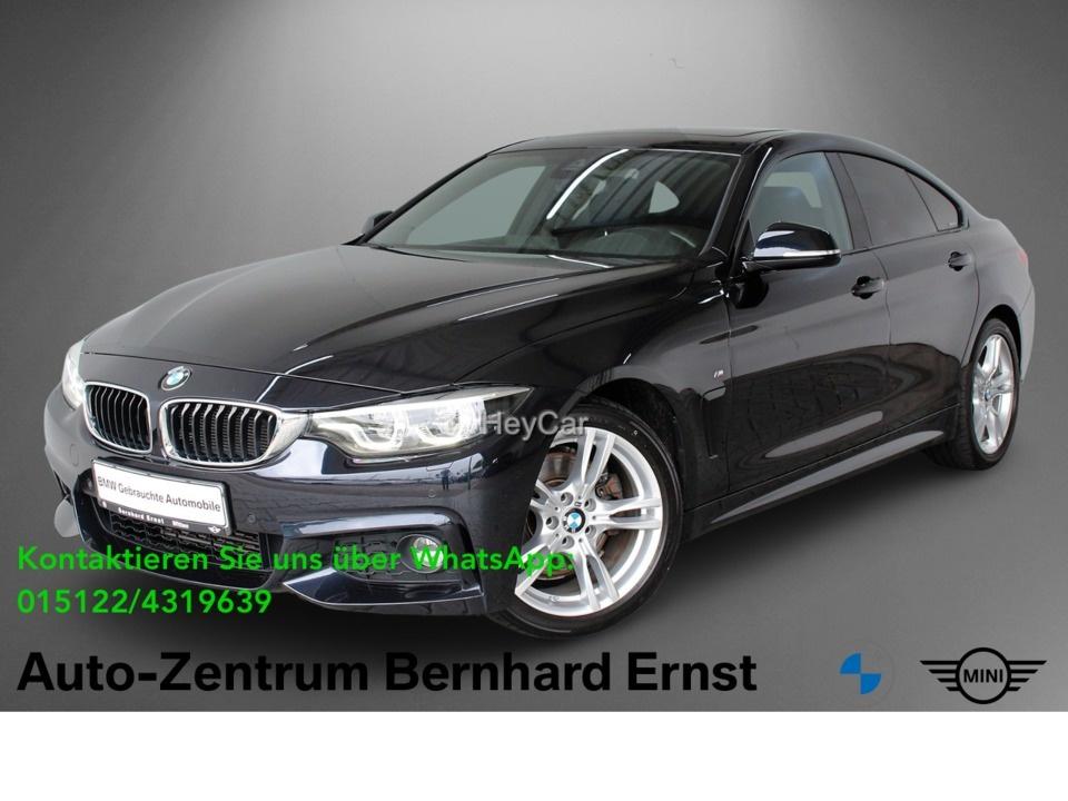 BMW 430d Gran Coupe M Sport Innovationsp. Navi Prof., Jahr 2017, Diesel