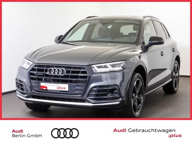 Audi Q5 sport 40 TDI quattro S tr. PANO LED NAVI, Jahr 2020, Diesel