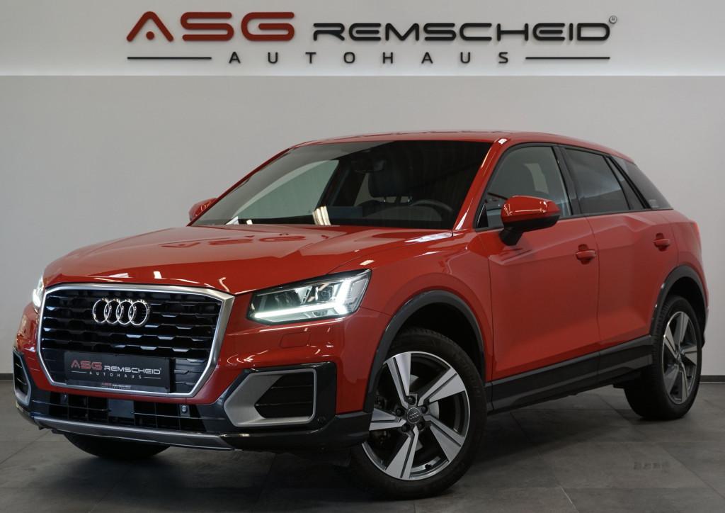 Audi Q2 1.4 TFSI design S.Tr. *Kamera *Virtual*B&O, Jahr 2016, Benzin
