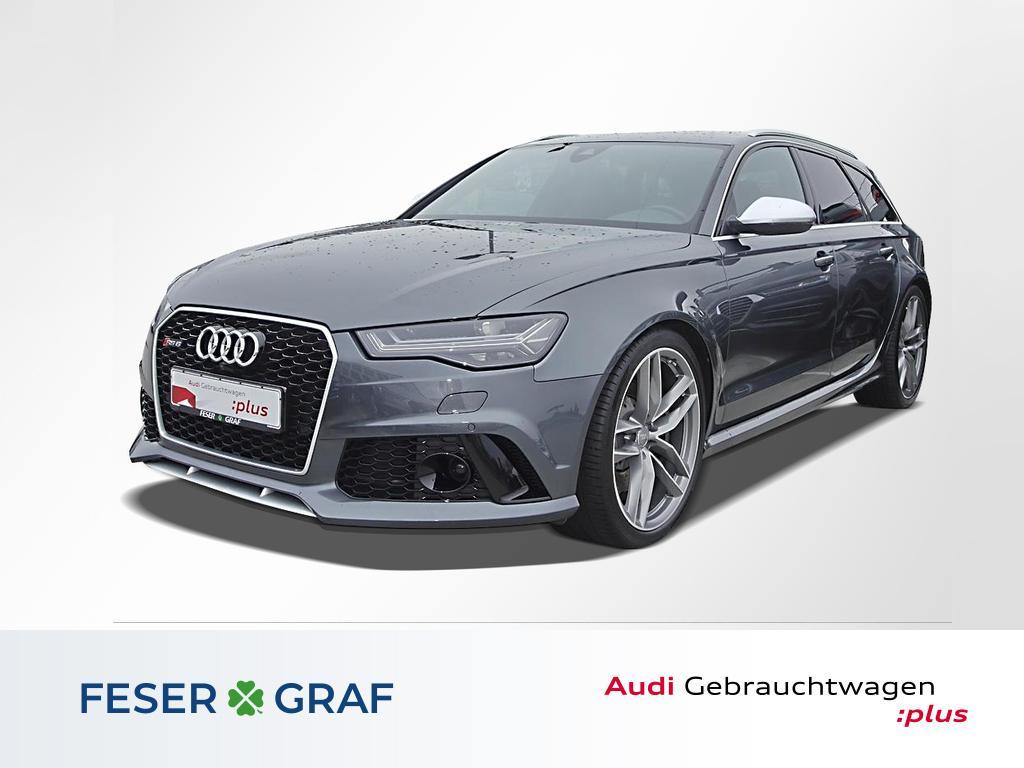Audi RS6 Avant 4.0 TFSI qu.tiptronic Audi Matrix, Jahr 2016, Benzin