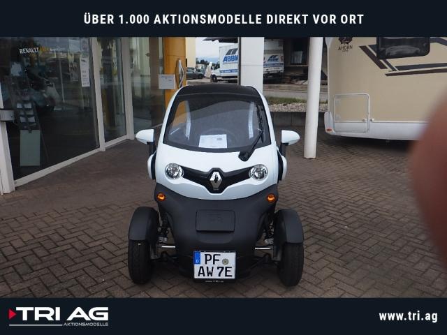 Renault Twizy Intens zzgl.Batteriemiete Frontsch. PDC BC met. Gar. Alu Airb WFS, Jahr 2020, Elektro