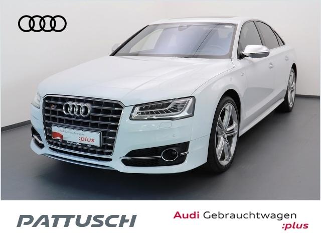 Audi S8 4.0 TFSI Q TV B&O Matrix-LED DAB, Jahr 2015, Benzin