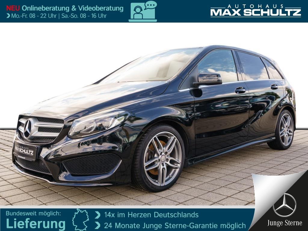 Mercedes-Benz B 220 d AMG*Comand*Pano.-Dach*LED*Kamera*PDC, Jahr 2016, Diesel