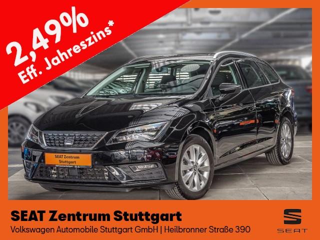 Seat Leon Sportstourer Style 2.0 TDI 6-Gang 110 kW, Jahr 2020, Diesel