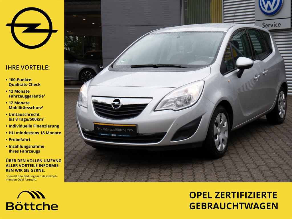 Opel Meriva, Jahr 2012, Benzin