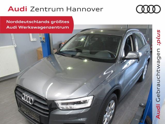 Audi Q3 2.0 TFSI LED Navi Pano DAB Keyless, Jahr 2018, Benzin