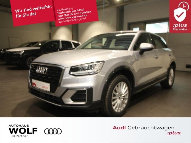 Audi Q2 30 TDI S-tronic design AHK Navi LED DAB, Jahr 2019, Diesel