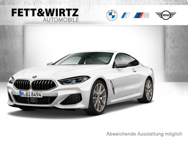 BMW M850i xDrive Coupe LCProf. Klimasitze PA+ DAProf, Jahr 2020, Benzin