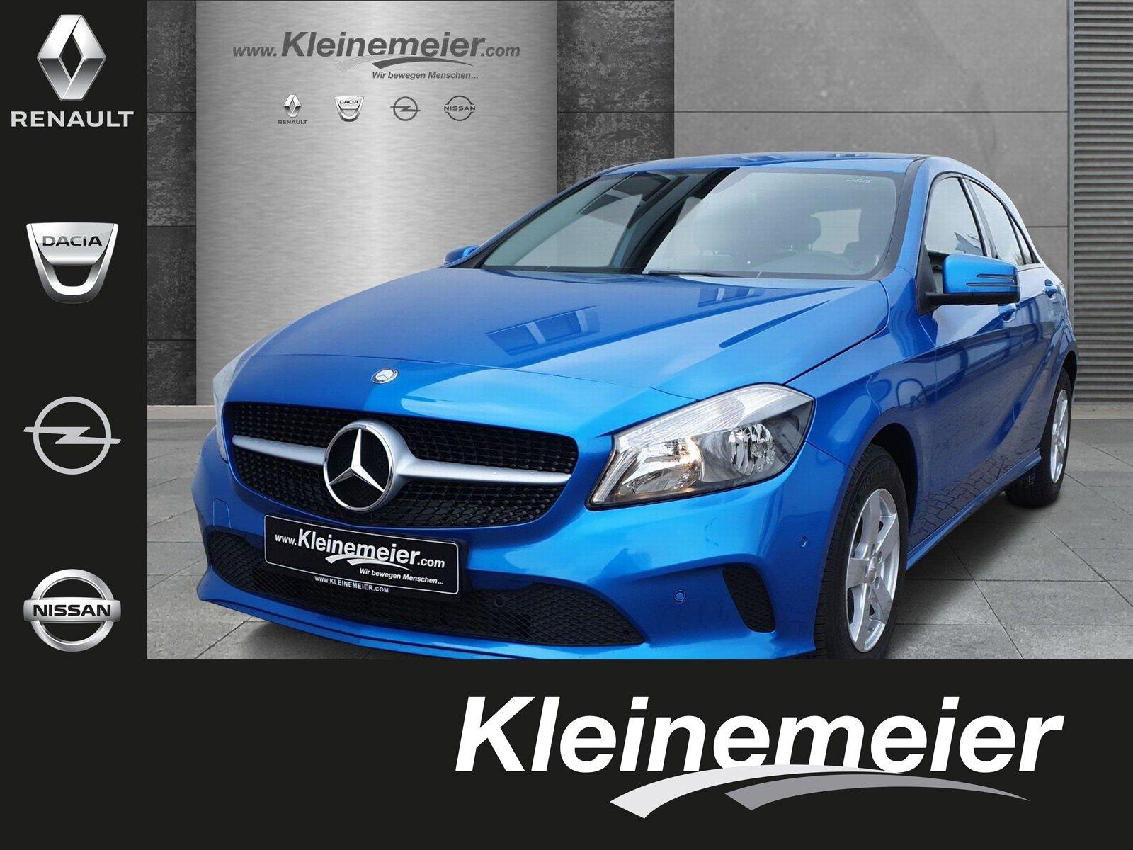 Mercedes-Benz A 160*Automatik*Klima*SHZ*Navi*PDC*, Jahr 2015, Benzin
