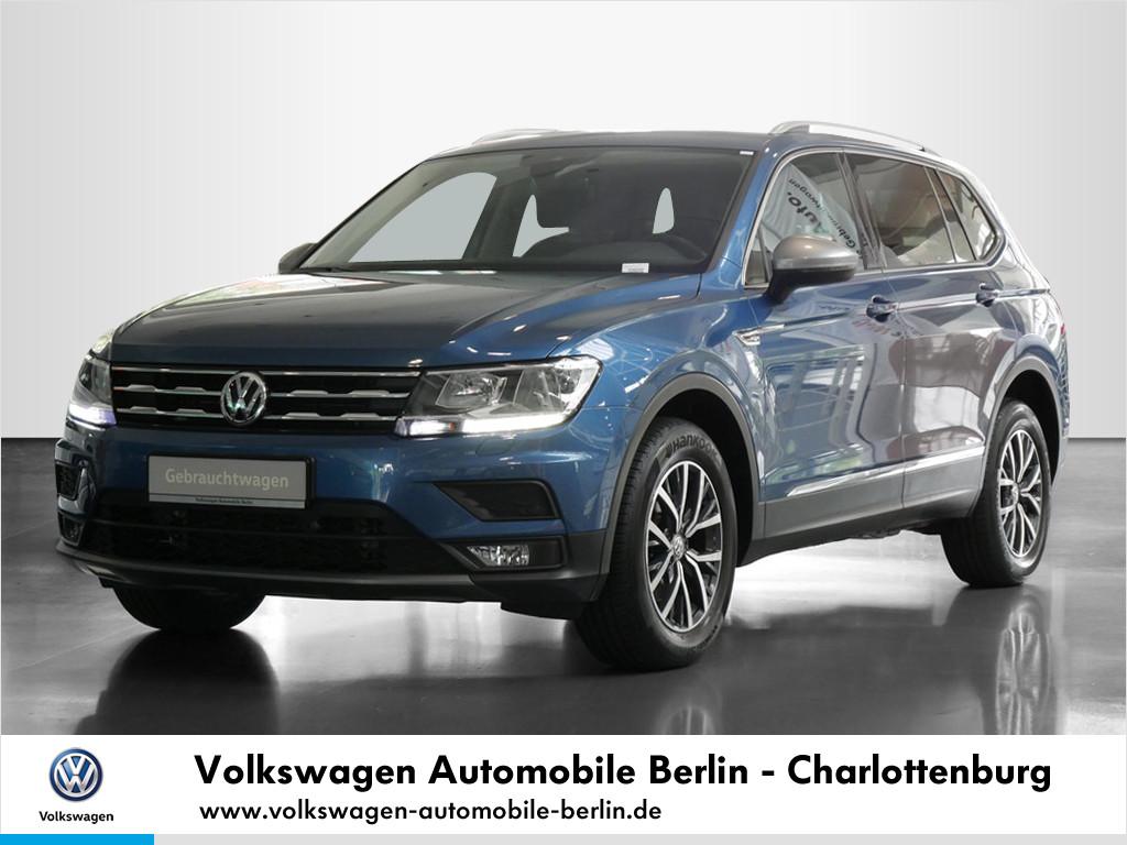 Volkswagen Tiguan Allspace 2.0 TDI 4MOTION, Jahr 2018, Diesel