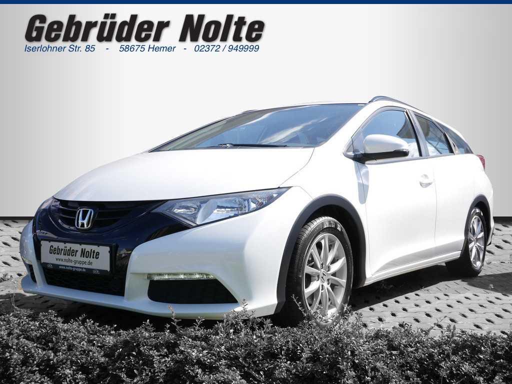 Honda Civic Tourer 1.8 Comfort Aut. USB KLIMAAUTOMATIK, Jahr 2014, Benzin