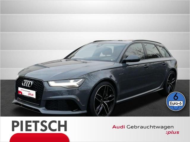 Audi RS6 Avant 4.0 TFSI performance-Akrapovic excl., Jahr 2016, Benzin