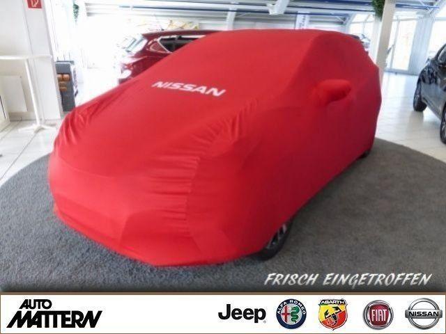 Nissan Micra 1.2 Acenta Navigation Dachspoiler PDC LM, Jahr 2012, Benzin