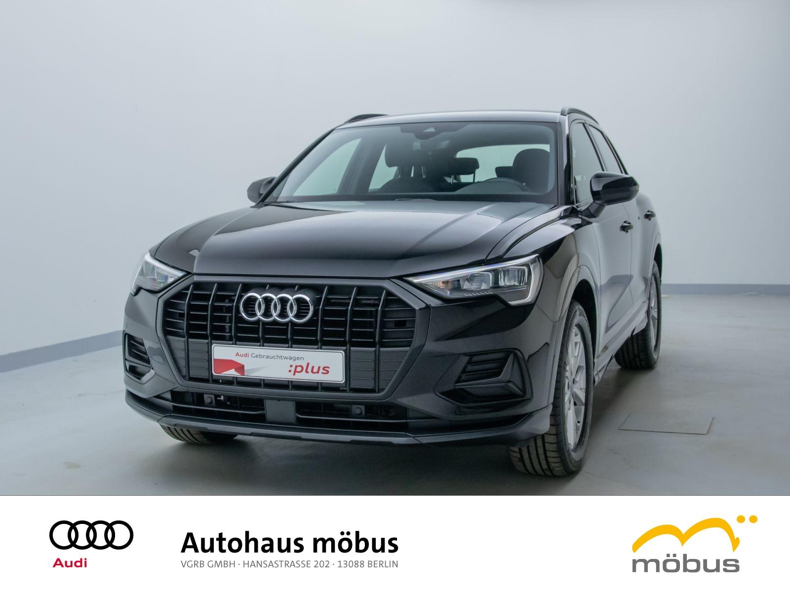 Audi Q3 advanced 35 TDI *S-TRO*NAV*AVC*KLIM*PDC*LED*, Jahr 2020, Diesel