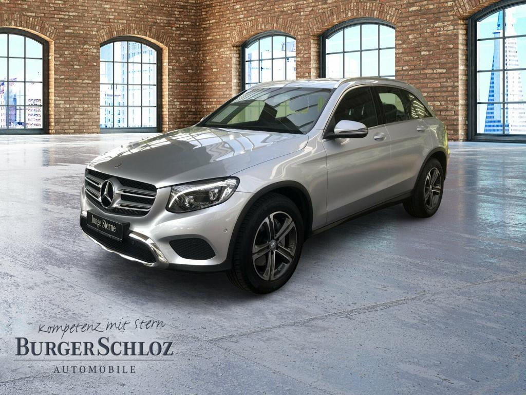 Mercedes-Benz GLC 220 d 4MATIC Exclusive/LED/AHK/Kamera/Navi, Jahr 2016, Diesel