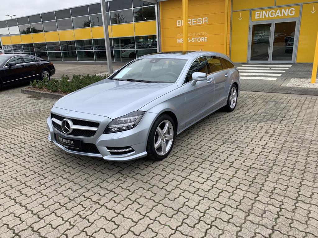 Mercedes-Benz CLS 350 SB AMG Distronic Kamera Harman Memory, Jahr 2013, Benzin
