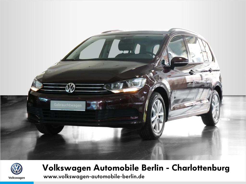 Volkswagen Touran 1.5 TSI Comfortline BMT, Jahr 2019, Benzin