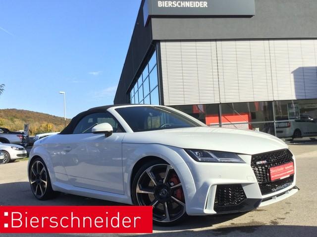Audi TT RS Roadster 2.5 TFSI quattro S tronic SPORTABGAS MATRIX B&O Keyless Kamera Leder, Jahr 2016, petrol
